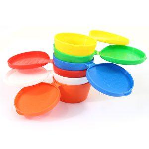 cendrier de poche p'tite boite en plastique, plusieurs couleurs disponibles