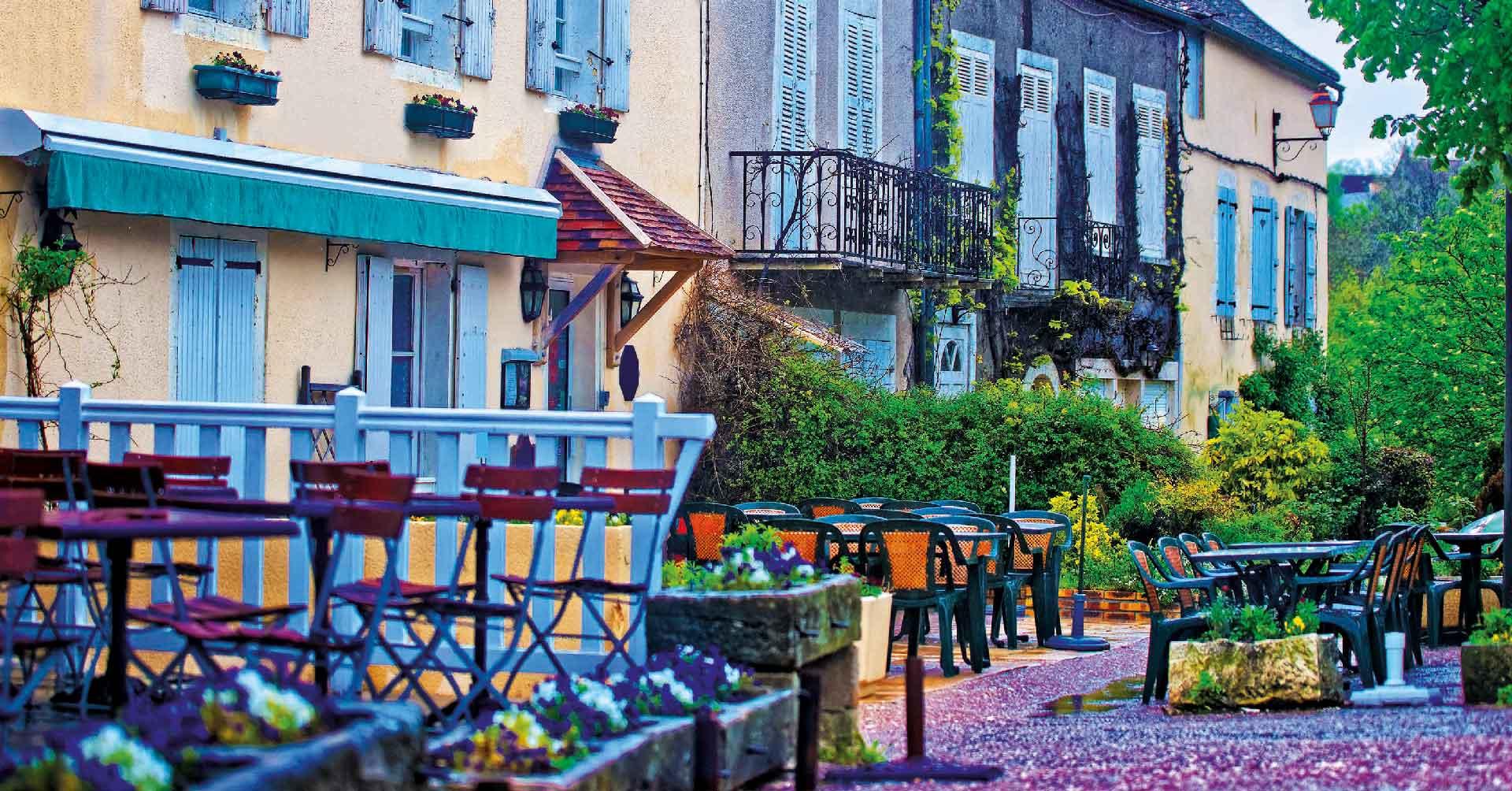 terrasse de ville pour nomad attitudd, cendriers de poche